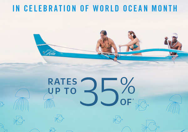 World Oceans Month Special