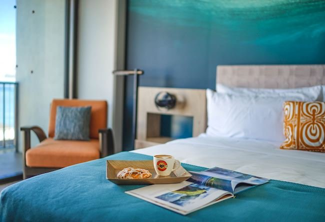 Partial Ocean View Guestroom of Waikiki Beachcomber by Outrigger